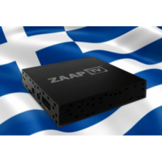 ZaapTV HD 709N GREEK