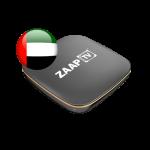 ZaapTV HD 809N ARABIC, TURKISH, PERSIAN, WORLD